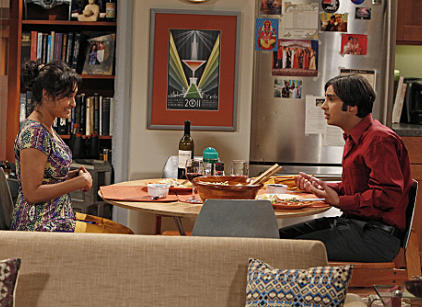 Watch The Big Bang Theory Season 5 Episode 20 Online