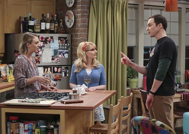 Sheldon Says Something Surprising - The Big Bang Theory Season 9 Episode 11