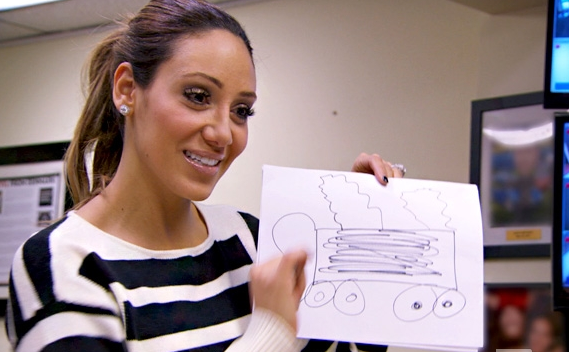 Garbage Truck Bling - The Real Housewives of New Jersey Season 6 Episode 6
