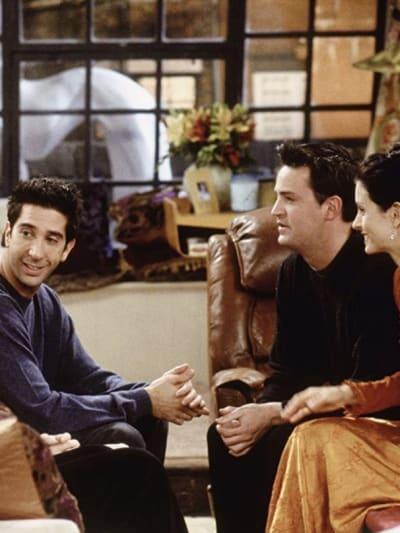 High - Friends Season 6 Episode 9