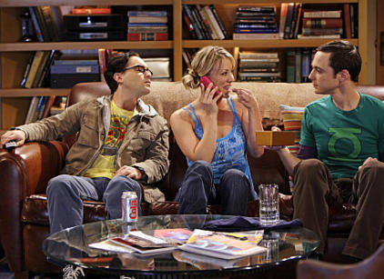 Watch The Big Bang Theory Season 3 Episode 3 Online