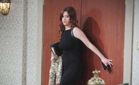 An Unwelcomed Visitor - Days of Our Lives