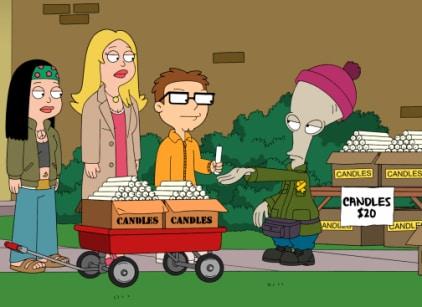 Watch American Dad Season 9 Episode 15 Online