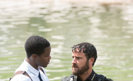 Kevin is Baptised - The Leftovers Season 3 Episode 1