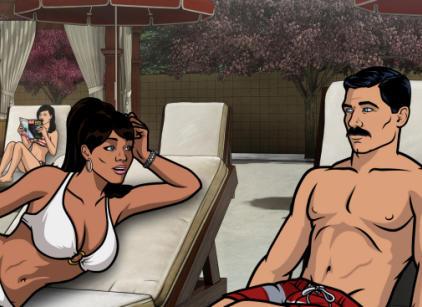 Watch Archer Season 4 Episode 1 Online