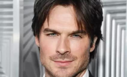 Ian Somerhalder Lands Lead Role on Netflix Vampire Drama!