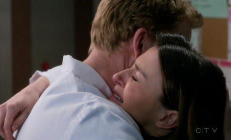 Omelia Reunion  - Grey's Anatomy Season 13 Episode 21