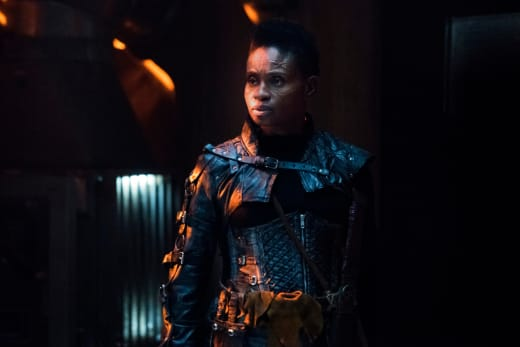 Indra in the Bunker - The 100