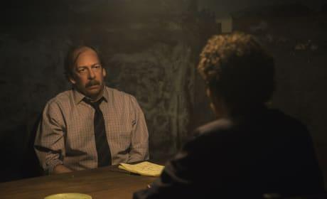 Chesney Interrogates