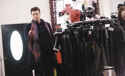Castle Preview: Whips, Women and Murder