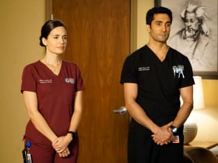 All On The Line - Chicago Med