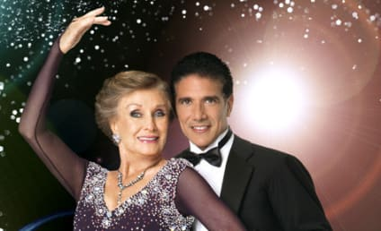 Report: Dancing with the Stars Officials Concerned Over Cloris Leachman