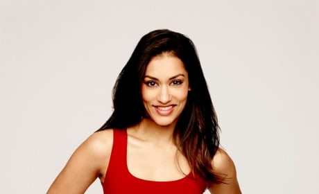 Janina Gavankar as Detective Meredith Bose -- The Mysteries of Laura
