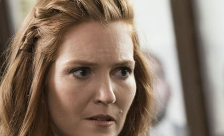 Abby is Not Amused - Scandal Season 7 Episode 6