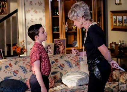 Watch Young Sheldon Season 2 Episode 8 Online