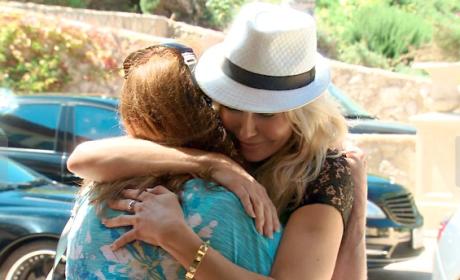 A Hug From Brandi