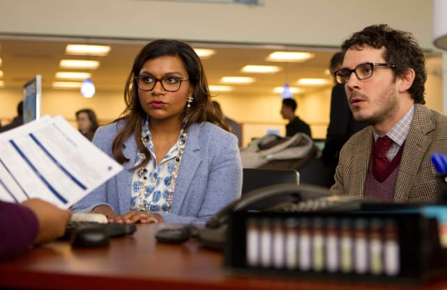 """Do you accept street cred?"" The Mindy Project"