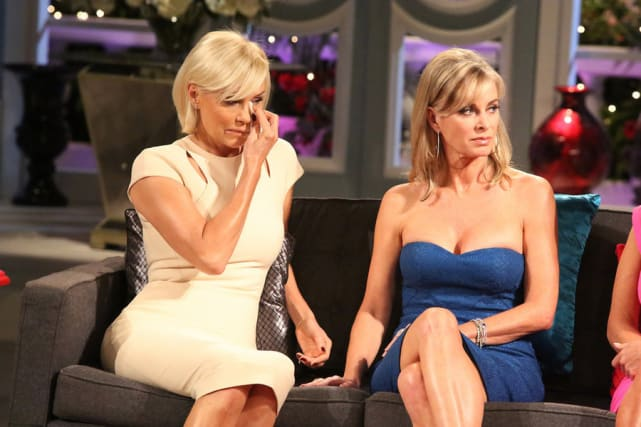 The Real Housewives of Beverly Hills Season 5 - Reunion Part 1