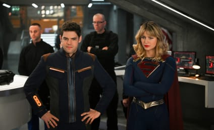 Supergirl Season 5 Episode 12 Review: Back From the Future -- Part Two