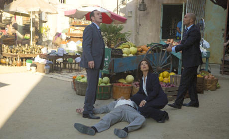 Coulson and May in Bahrain - Agents of S.H.I.E.L.D. Season 2 Episode 17