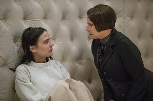 Back in time penny dreadful