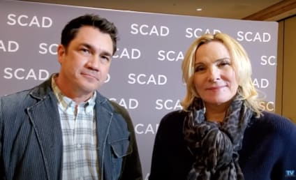 Filthy Rich: Kim Cattrall and Tate Taylor Preview FOX's New Primetime Soap