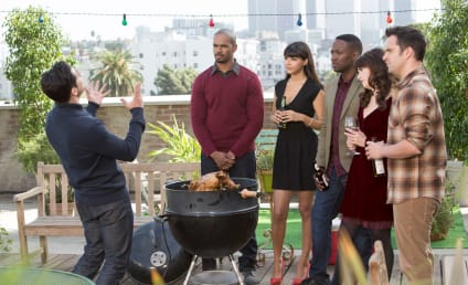 New Girl Season 4 Midseason Report Card: Grade It!