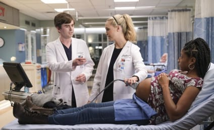 TV Ratings: The Good Doctor Stabilizes