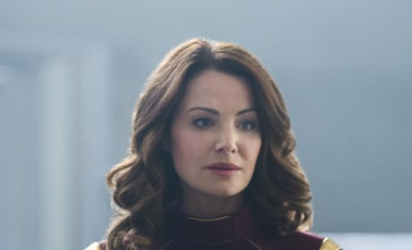 Erica Durance as Alura - Supergirl