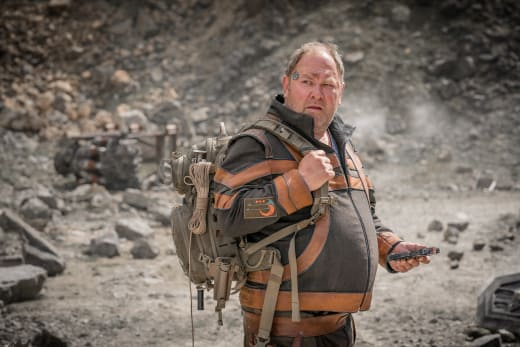 A Hardened Warrior? - Doctor Who Season 11 Episode 10