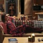 Getting Ready for Her Big Date - The Big Bang Theory Season 9 Episode 11