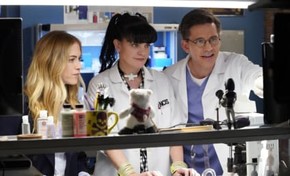 TV Ratings Report: Abby's Farewell Lifts NCIS
