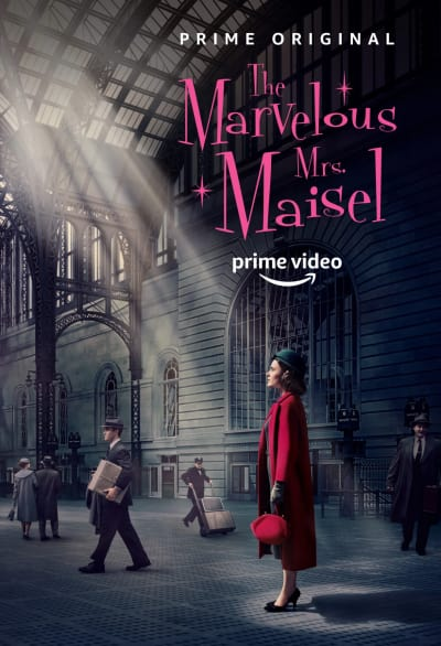 The Marvelous Mrs. Maisel Season 2 Key Art
