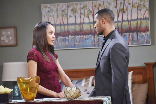 Lani Shares the Death Certificate - Days of Our Lives