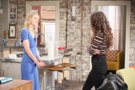 Another Fight Between the Girls - Days of Our Lives