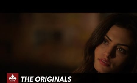 The Originals Sneak Peek: Jackson vs. Hayley!