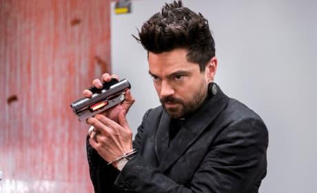 Jesse Keeps Genesis - Preacher Season 3 Episode 9