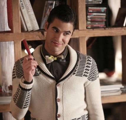 Blaine in Bash