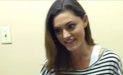 The Originals Set Visit: Phoebe Tonkin on Fake Bellies, Daniel Gillies & More!