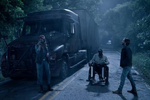 Left In The Dark - Fear the Walking Dead Season 4 Episode 13