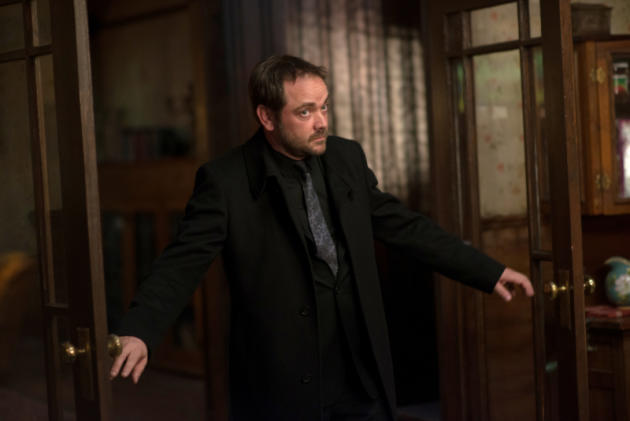 Crowley Makes an Entrance