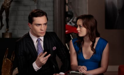 Gossip Girl Finale Rumor: Do Chuck and Blair Have a Kid?!