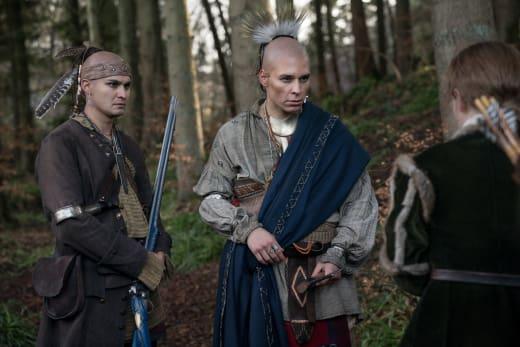 A Perilous Time - Outlander Season 4 Episode 6