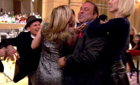 The Real Housewives of New York City Fight Season 7 Episode 5