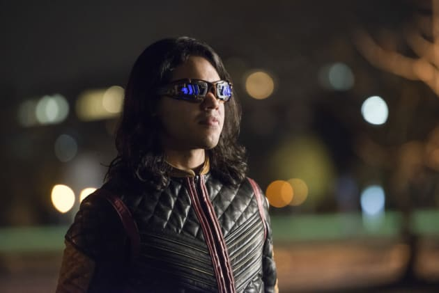 Vibin' - The Flash Season 3 Episode 11