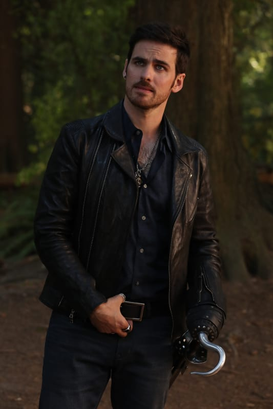 Hook Is Back! - Once Upon a Time