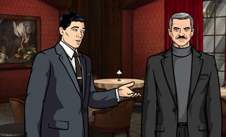 Archer and Burt Reynolds