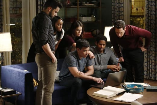 The Pressure Mounts - How to Get Away with Murder