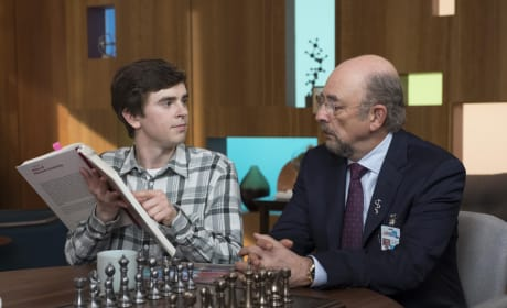 Shaun Fights for a Cure - The Good Doctor Season 1 Episode 18
