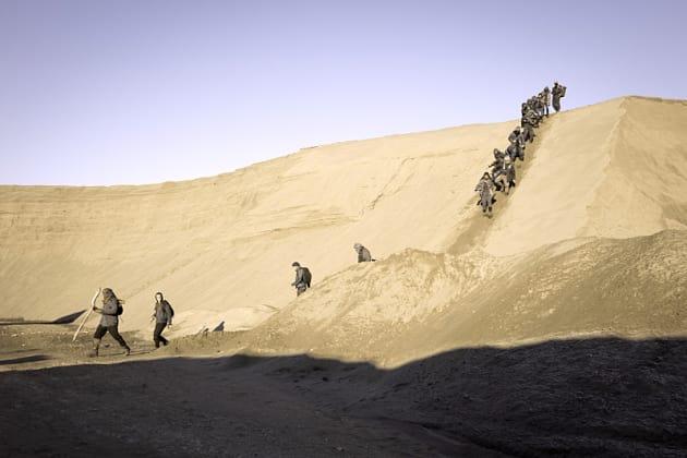 Desert For Days - The 100 Season 2 Episode 12